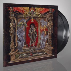 Nightbringer - Hierophany of the Open Grave - DOUBLE LP Gatefold