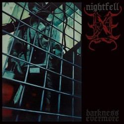 Nightfell - Darkness Evermore - CD DIGIPAK