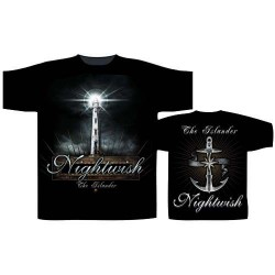 Nightwish - The Islander - T shirt (Men)