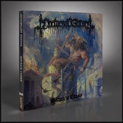 Nocturnal Graves - Satan's Cross - CD DIGIPAK