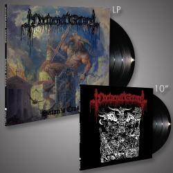 "Nocturnal Graves - Satan's Cross - LP + 10"" + Digital"
