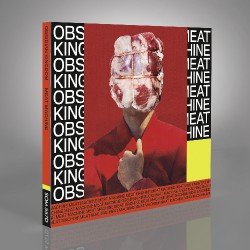 Obsidian Kingdom - Meat Machine - CD DIGIPAK + Digital