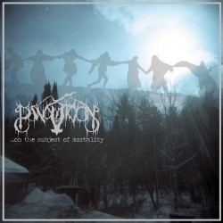 Panopticon - On the Subject of Mortality - Mini LP Colored