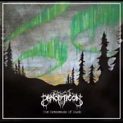 "Panopticon - The Crescendo of Dusk - 12"" EP, B-side etching"