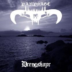 Panphage - Drengskapr - LP COLORED