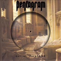 Pentagram - Day of Reckoning - LP PICTURE