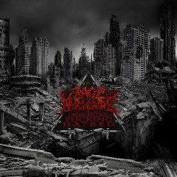 Rage Nucléaire - Unrelenting Fucking Hatred - DOUBLE LP + DOWNLOAD CARD