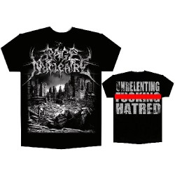 Rage Nucléaire - Unrelenting Fucking Hatred - T shirt (Men)