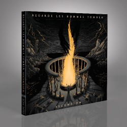 Regarde les Hommes Tomber - Ascension - CD DIGIPAK + Digital