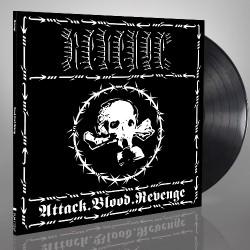 Revenge - Attack.Blood.Revenge - LP + Digital