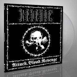 Revenge - Attack.Blood.Revenge - LP COLORED + Digital