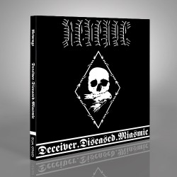 Revenge - Deceiver.Diseased.Miasmic - CD DIGIPAK + Digital