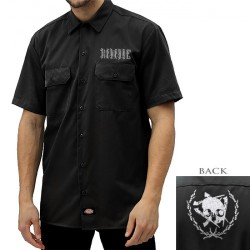 Revenge - Logo - Work Shirt (Men)