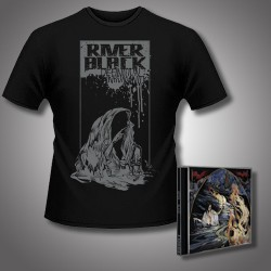 River Black - River Black + Low - CD + T Shirt bundle (Men)