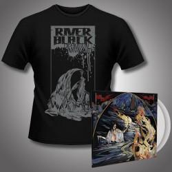 River Black - River Black + Low - LP Gatefold Colored + T shirt Bundle (Men)