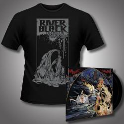 River Black - River Black + Low - LP Gatefold + T Shirt Bundle (Men)