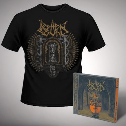 Rotten Sound - Abuse to Suffer + Time - CD + T Shirt bundle (Men)