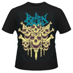 Rotten Sound - Species at War (Yellow Skulls) - T shirt (Men)