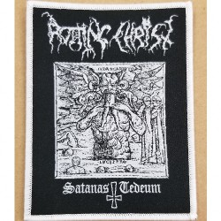 Rotting Christ - Satanas Tedeum - Patch