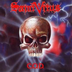 Saint Vitus - C.O.D. - DOUBLE LP Gatefold