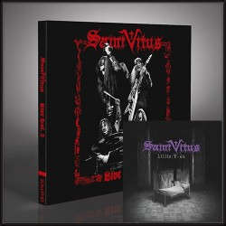 Saint Vitus - Live Vol. 2 + Lillie: F-65 (Deluxe) - CD Digipak + CD/DVD Digipak
