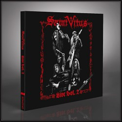 Saint Vitus - Live Vol. 2 - CD DIGIPAK