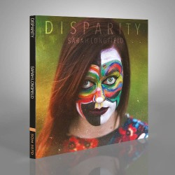 Sarah Longfield - Disparity - CD DIGIPAK + Digital