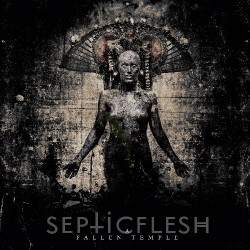 Septicflesh - A Fallen Temple (Reissue) - DOUBLE LP Gatefold