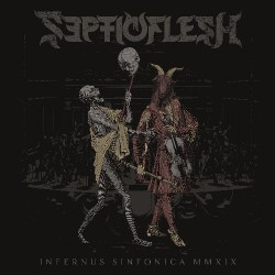 Septicflesh - Infernus Sinfonica MMXIX - 2CD + DVD + Digital