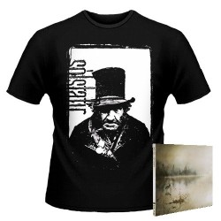 Solstafir - Berdreyminn + Djakkninn - CD DIGIPAK + T Shirt bundle (Men)