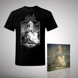 Solstafir - Bundle 1 - CD DIGIPAK + T Shirt bundle (Men)