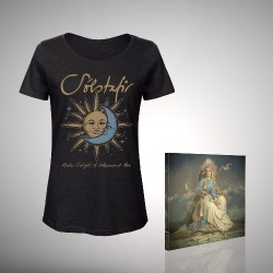 Solstafir - Bundle 2 - CD DIGIPAK + T Shirt bundle (Women)