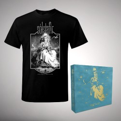 Solstafir - Bundle 3 - Digibox + T Shirt bundle (Men)