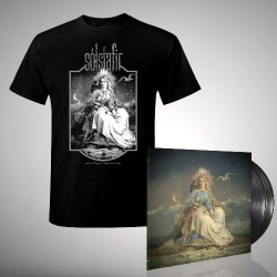 Solstafir - Bundle 7 - DOUBLE LP GATEFOLD + T Shirt Bundle (Men)