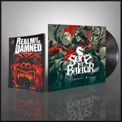 Sons of Balaur - Tenebris Deos + Realm of the Damned - LP + Book Bundle