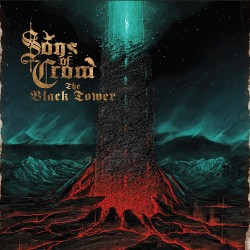Sons of Crom - The Black Tower - CD DIGIPAK
