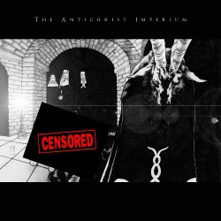 The Antichrist Imperium - The Antichrist Imperium - LP Gatefold Colored