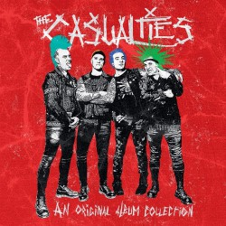 The Casualties - An Original Album Collection - 2CD BOX