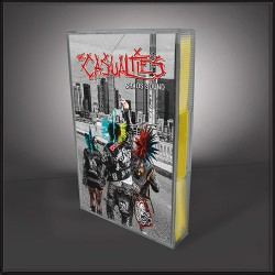 The Casualties - Chaos Sound - TAPE