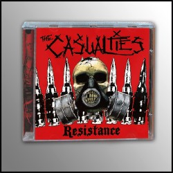 The Casualties - Resistance - CD