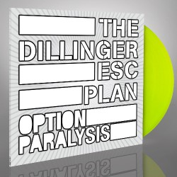 The Dillinger Escape Plan - Option Paralysis - LP COLORED