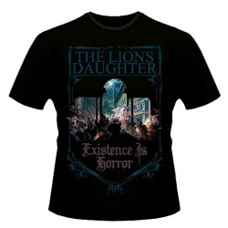 The Lion's Daughter - Existence is Horror - T shirt (Men)