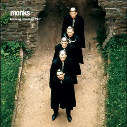 "The Monks - Hamburg Recordings 1967 - 12"" EP, B-side etching"