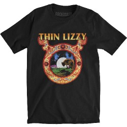 Thin Lizzy - Wolf Moon - T shirt (Men)