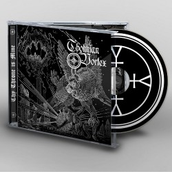 Thokkian Vortex - Thy Throne is Mine - CD DIGIPAK