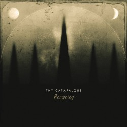 Thy Catafalque - Rengeteg - CD