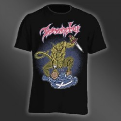 Tormentor - Devil - T shirt (Men)