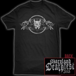 Twilight of the Gods - Logo MDF 2015 - T shirt (Men)