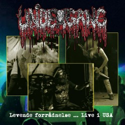 Undergang - Levende forrådnelse ... Live i USA - CD DIGIPAK