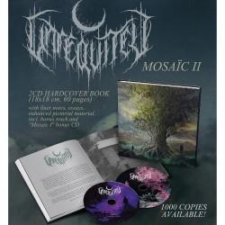 Unreqvited - Mosaic I & II - DCD DIGIBOOK